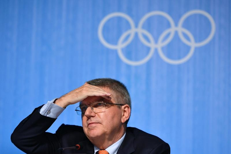 International Olympic Committee (IOC) president Thomas Bach says anti-doping testing should be independent from sports organisations