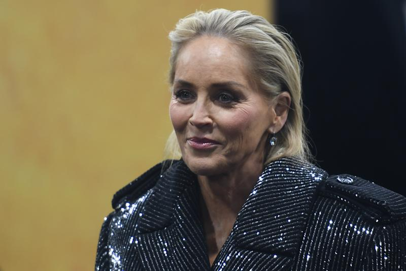 Bumble responds after Sharon Stone says dating app blocked her profile