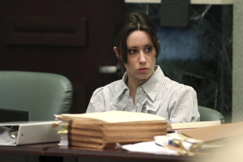 Ex-Bodyguard Says Casey Anthony Killed Daughter