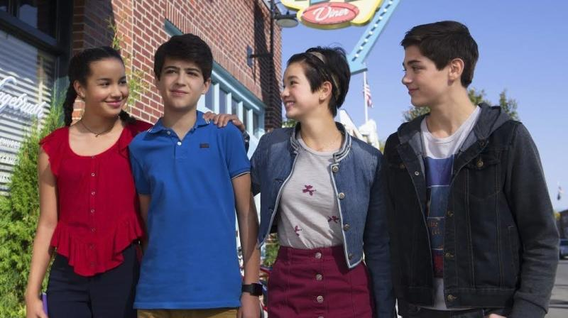 Disney Channel's 'Andi Mack' Will Make History With Gay Storyline