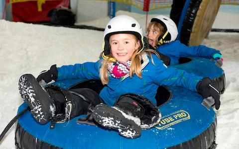 tubing - Credit: chill factore