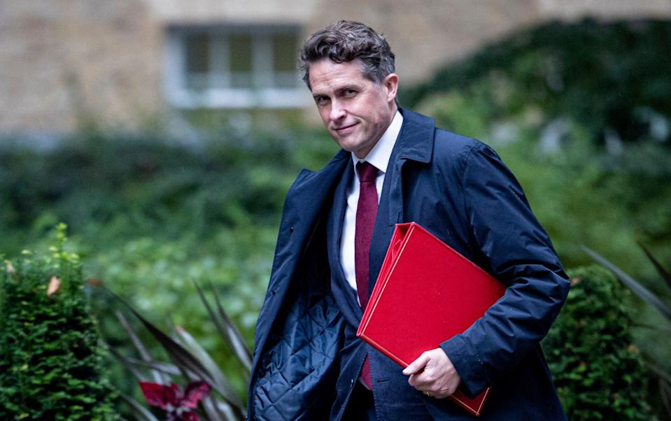 Gavin Williamson's departure was widely anticipated over his presiding over last year's exams fiasco - Rob Pinney/Getty Images