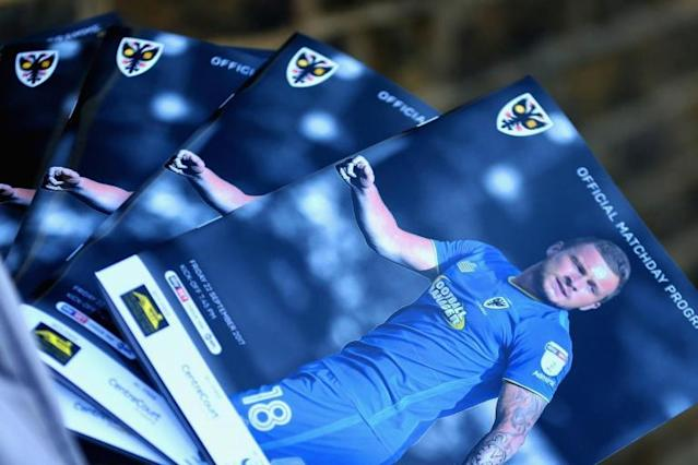 EFL drop charges after AFC Wimbledon refused to use MK Dons' full name