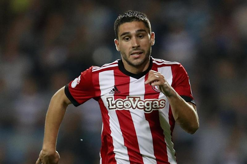 Goal | Neal Maupay was on target in Brentford's west London derby win against QPR: Getty Images