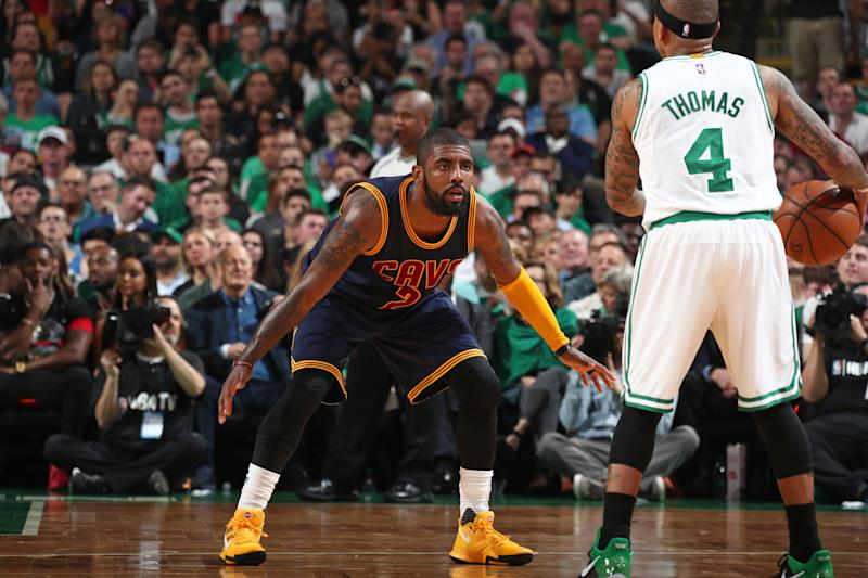 Kyrie Irving-Isaiah Thomas Trade Latest: It's 'Crunch Time' for Celtics, Cavaliers