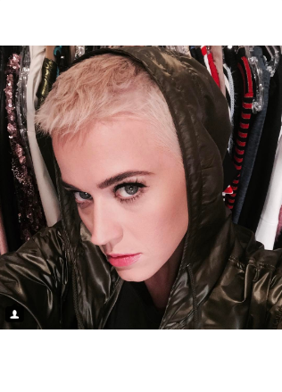 Katy Perry Just Committed to Her Pixie Haircut by Going Shorter Than Ever