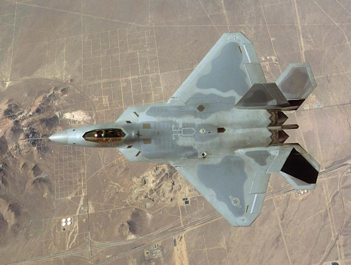 F 22s, F 35s, and B 52s: How America Deters Iran Every Day