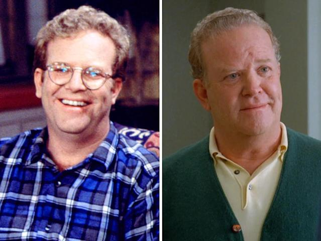 "O'Connor sure knows how to play a dad. He's been Trudy's father (and Pete's disapproving father-in-law) Tom Vogel on ""Mad Men"" since Season 1, but we just realized he also played Melissa Joan Hart's dad on Nickelodeon's ""Clarissa Explains It All"" back in the early '90s."