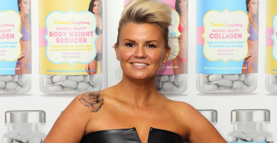 Kerry Katona (Credit: PA Images)