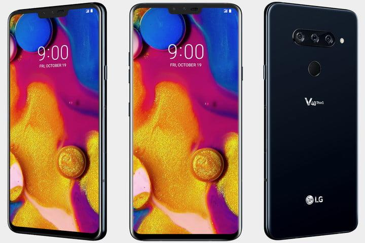 lg v40 thinq news
