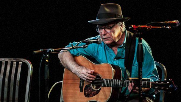 PHOTO: David Olney performs at the Soiled Dove in Denver in this April 23, 2015 file photo. (Larry Hulst/Getty Images,FILE)
