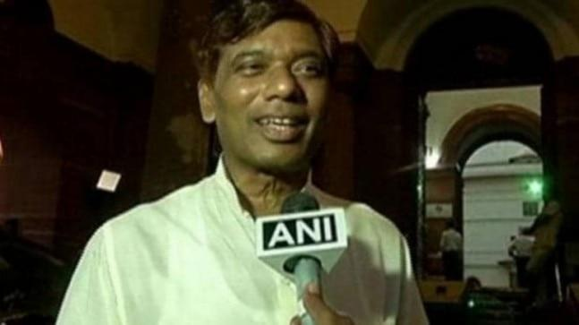 Ram Chandra Paswan, who was Union minister Ram Vilas Paswan's younger brother, died at the Ram Manohar Lohia Hospital in New Delhi on Sunday due to cardiac arrest.