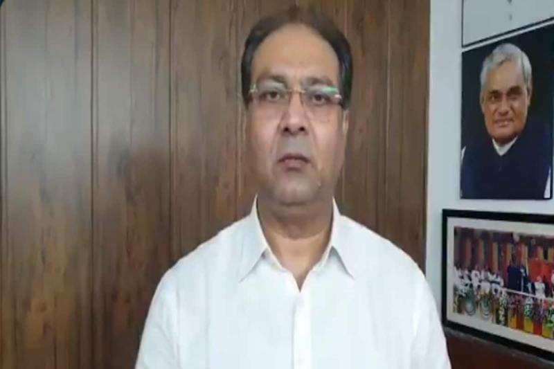 UP Minister Mohsin Raza Tests Positive for Coronavirus, Goes Into Self-quarantine