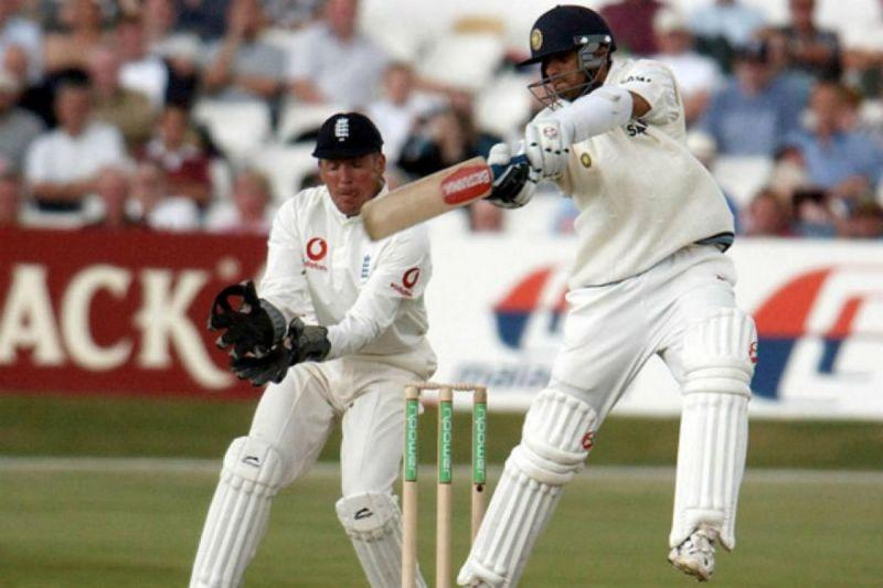 Rahul Dravid's technically complete game put him on the map of World Cricket.
