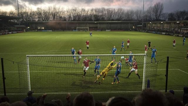<p>Wales always throws up a curve-ball. </p> <br><p>You should see how much the Croesyceiliog ultras struggle to chant their team's name after five or six pints at around the 65th minute - especially when they're confined to 'baa', and nothing else. </p> <br><p>Yes, a (poorly executed) sheep joke. But seriously, Welsh non-league football is nuts. Half of them think they're playing rugby and the results are hilarious.</p>