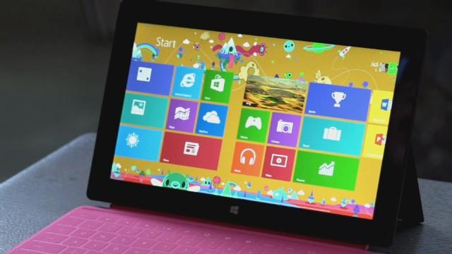 Microsoft Surface RT Video Review