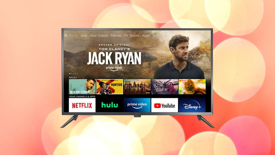Insignia 39-inch Smart HD TV—Fire TV Edition. (Photo: Amazon)