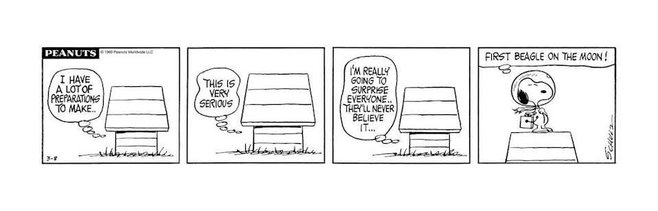 Photo credit: Charles M Schulz
