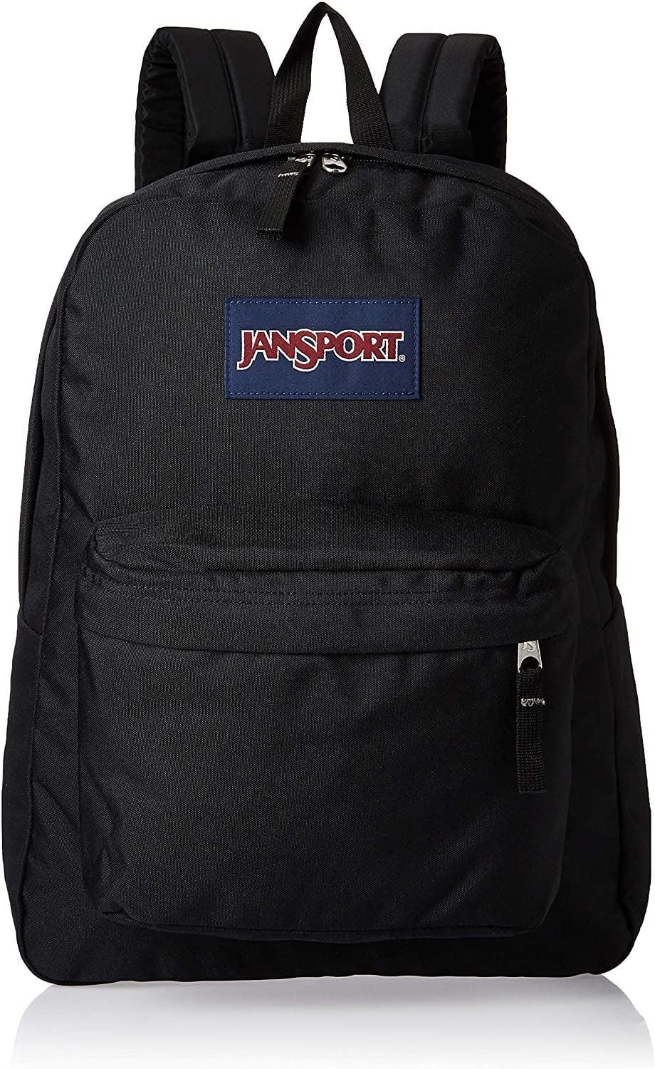 <p>This <span>JanSport SuperBreak One Backpack</span> ($60) is a reliable favorite. It has spacious storage in the main compartment, a front utility pocket with a built-in organizer, and a side water bottle pocket. It comes in a variety of colors as well!</p>