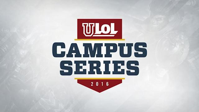 The 2017 uLoL Campus Series kicks off this January (Riot Games)