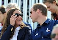 <p>Kate and William attend the 2012 Olympics in London numerous times. Complete couple goals.<br><i>[Photo: PA]</i> </p>
