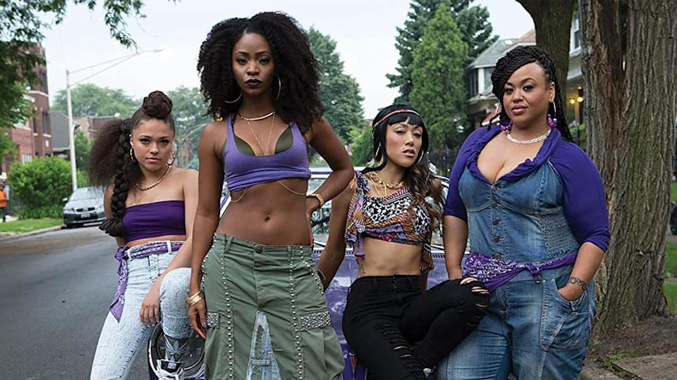 The Women of CHI-RAQ