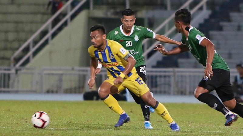Dollah happy with momentum heading into Malaysia Cup