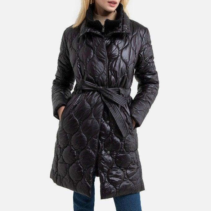 """<br><br><strong>Anne Weyburn</strong> Short Padded Jacket with Zip Fastening, $, available at <a href=""""https://www.laredoute.co.uk/ppdp/prod-350190016.aspx#shoppingtool=treestructureflyout"""" rel=""""nofollow noopener"""" target=""""_blank"""" data-ylk=""""slk:La Redoute"""" class=""""link rapid-noclick-resp"""">La Redoute</a>"""