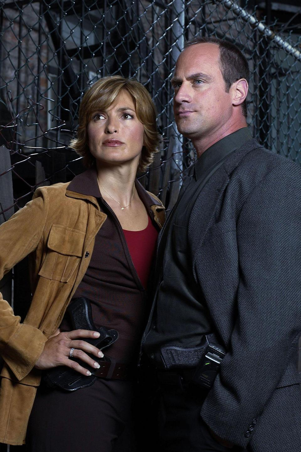 Image: Law & Order: Special Victims Unit - Season 5 (NBC / NBCU Photo Bank via Getty Images)