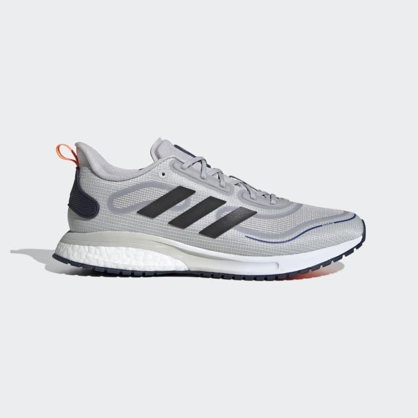 "<p><strong>adidas</strong></p><p>adidas.com</p><p><a href=""https://go.redirectingat.com?id=74968X1596630&url=https%3A%2F%2Fwww.adidas.com%2Fus%2Fsupernova-winter.rdy-shoes%2FFV4763.html&sref=https%3A%2F%2Fwww.menshealth.com%2Fstyle%2Fg35968782%2Fadidas-last-chance-sale%2F"" rel=""nofollow noopener"" target=""_blank"" data-ylk=""slk:BUY IT HERE"" class=""link rapid-noclick-resp"">BUY IT HERE</a></p><p><strong><del>$110</del> $<strong>55</strong> (50% off)</strong></p><p>Just because spring is finally here doesn't mean you can't get a head-start on your cold-weather shopping. With a protective toe cap and rubber sole that can handle tough terrains, this pair is perfect for a snowy jog.</p>"