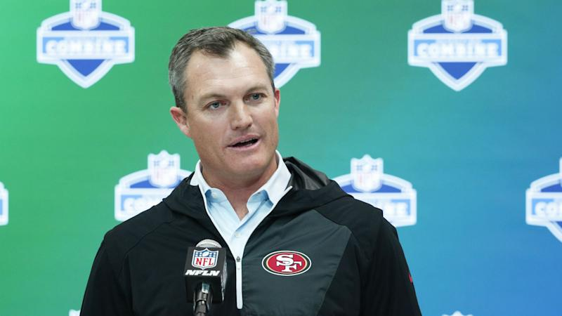 49ers GM John Lynch not sweating Reuben Foster, NaVorro Bowman situations