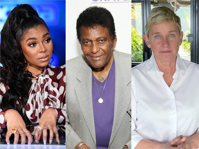 Celebrities Directly Impacted By The Coronavirus Are we talking about in general or just the shoulder area? celebrities directly impacted by the