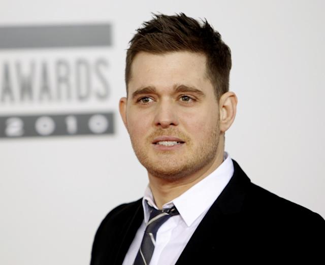 Michael Buble brings