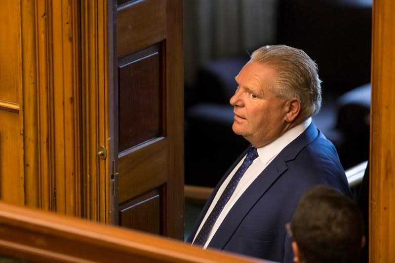 'This is about preserving democracy': Ford defends moves on council-cutting plan