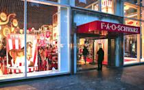 """<p>While you can't visit the FAO Schwarz in the movies anymore — that landmark closed due to, what else, high rent — visitors to New York City will soon be able to visit a <a rel=""""nofollow noopener"""" href=""""http://www.travelandleisure.com/trip-ideas/city-vacations/fao-schwarz-reopening-in-manhattan"""" target=""""_blank"""" data-ylk=""""slk:new FAO Schwarz"""" class=""""link rapid-noclick-resp"""">new FAO Schwarz</a>. If it stays on schedule, the new toy store will open in fall 2018, just in time for holiday shopping. For 2017, there's an FAO Schwarz <a rel=""""nofollow noopener"""" href=""""http://www.travelandleisure.com/trip-ideas/city-vacations/fao-schwarz-reopening-in-manhattan"""" target=""""_blank"""" data-ylk=""""slk:pop-up open through December 31"""" class=""""link rapid-noclick-resp"""">pop-up open through December 31</a>.</p>"""