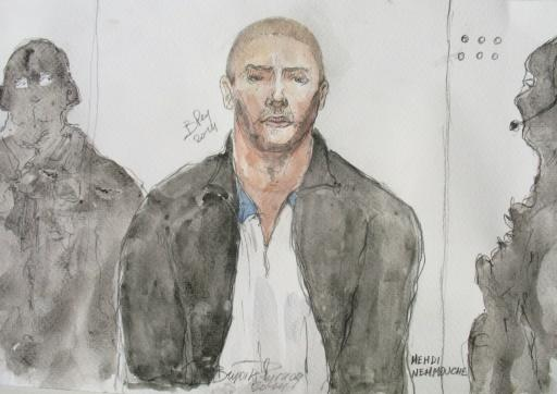 Mehdi Nemmouche faces a life sentence if convicted