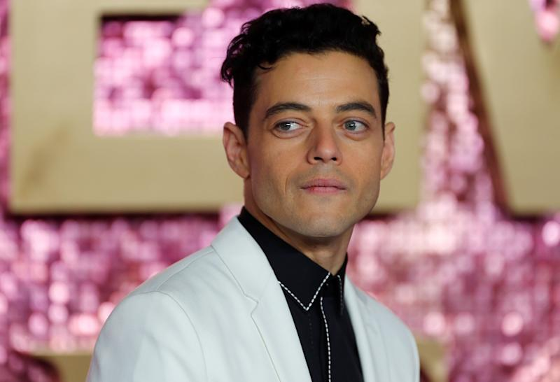 "Rami Malek attends the ""Bohemian Rhapsody"" premiere.  (Photo: Eddie Keogh / Reuters)"
