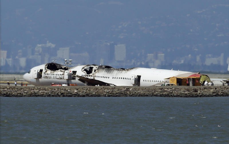 Role of aircraft automation eyed in air crash