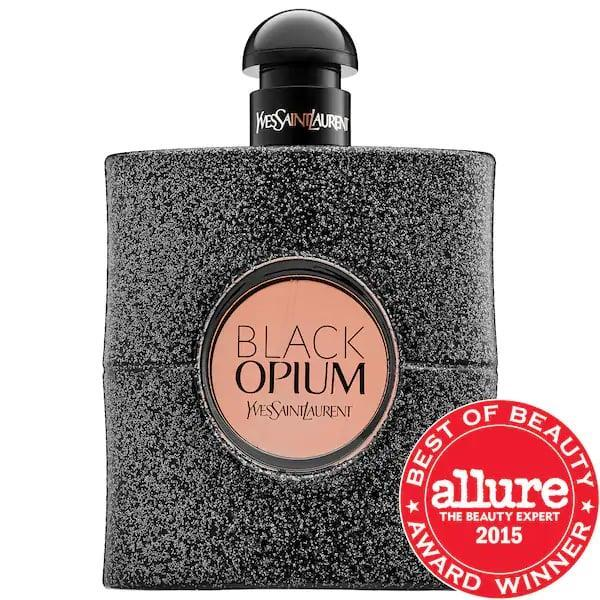 <p>There are more than 5,000 reviews for the <span>Yves Saint Laurent Black Opium Eau de Parfum</span> ($76-$155), and most of them are with five stars. This sweet fragrance is an update of the brand's iconic Opium scent, and smells of coffee, vanilla, and white flowers. Mmm.</p>