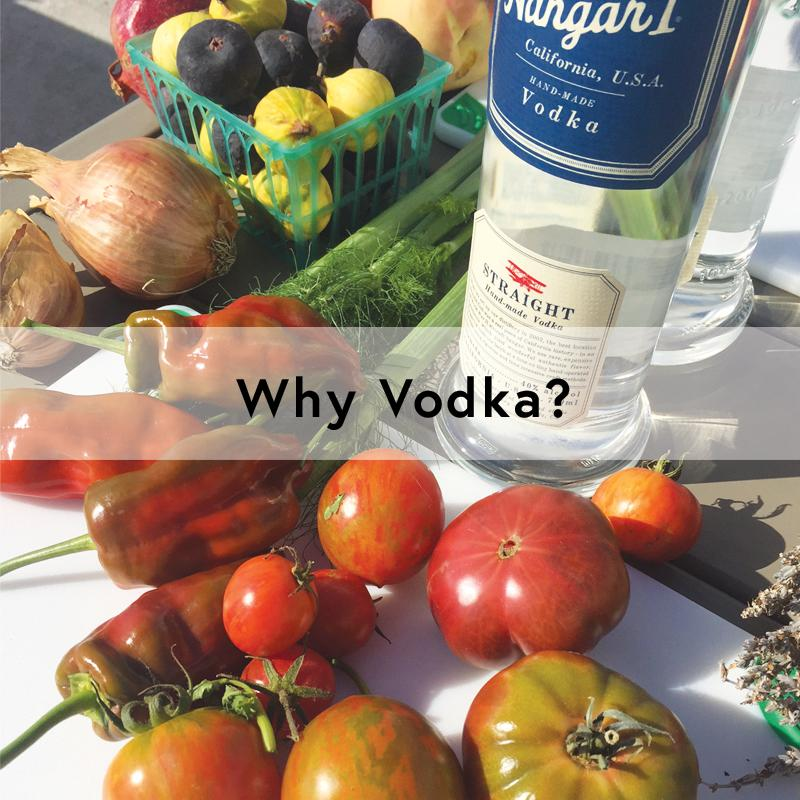 """<p><p><span>""""Vodka is super versatile and can pair well with something lightly flavored like grapes as well as something strong like a hot pepper. Homemade infusions have a fresh, natural flavor, and making your own better-than-store-bought infused spirits is not some elaborate or expensive project. It's aseasy as putting things in a jar, pouring booze on top and waiting.""""</span></p>                                                                                                                                                                   <h4>The Zoe Report</h4>"""