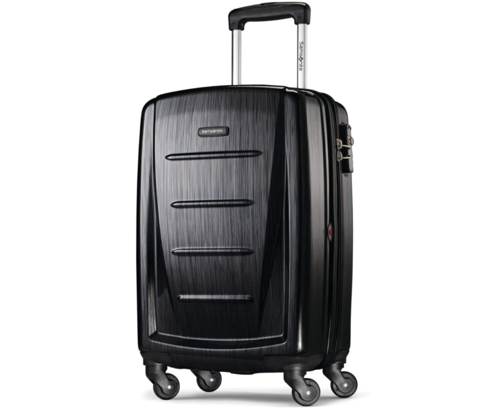Stand by the gate with this formidable carry-on and dare them to not let you board first! (Photo: Amazon)