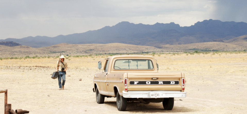 A still from No Country For Old Men. (Paramount)