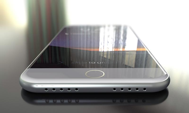First look at a real iPhone 7