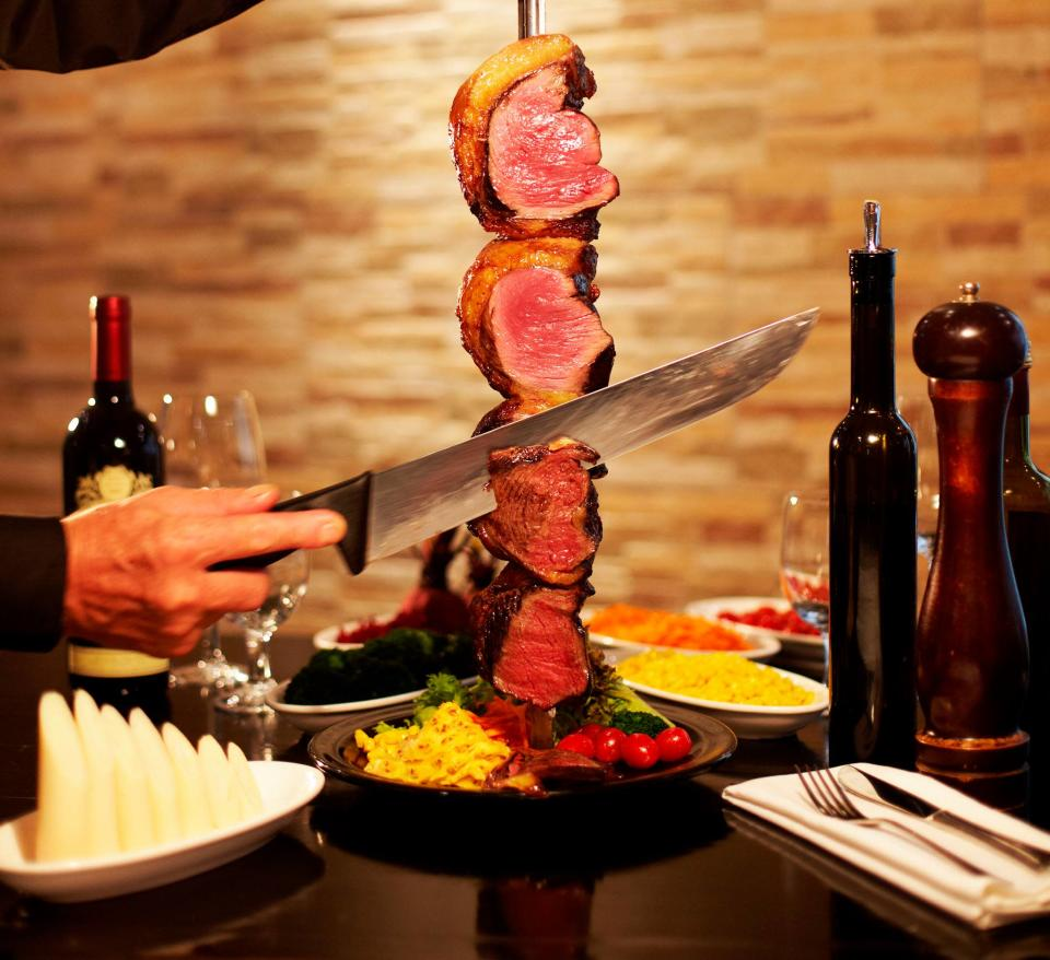 Source: Carnivore Brazilian Churrascaria