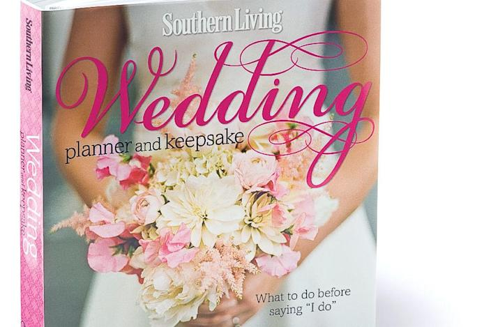 <p>Check out our hot-off-the-press <em>Southern Living</em> Wedding Planner and Keepsake book for brides to be.</p>