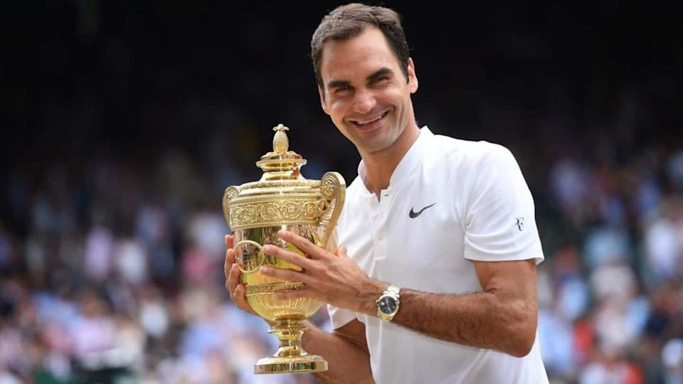 Decoding the stats of Roger Federer at Wimbledon