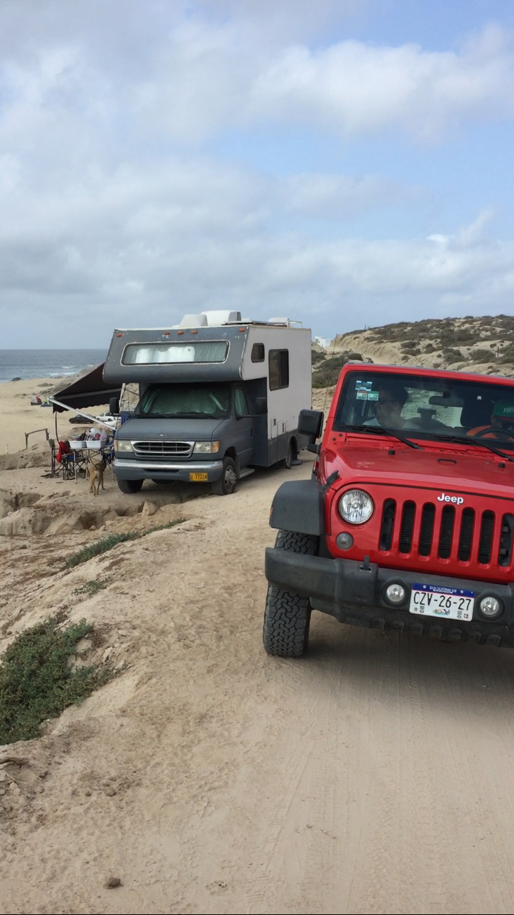 See another side to Mexico by taking a jeep tour. Photo: Be