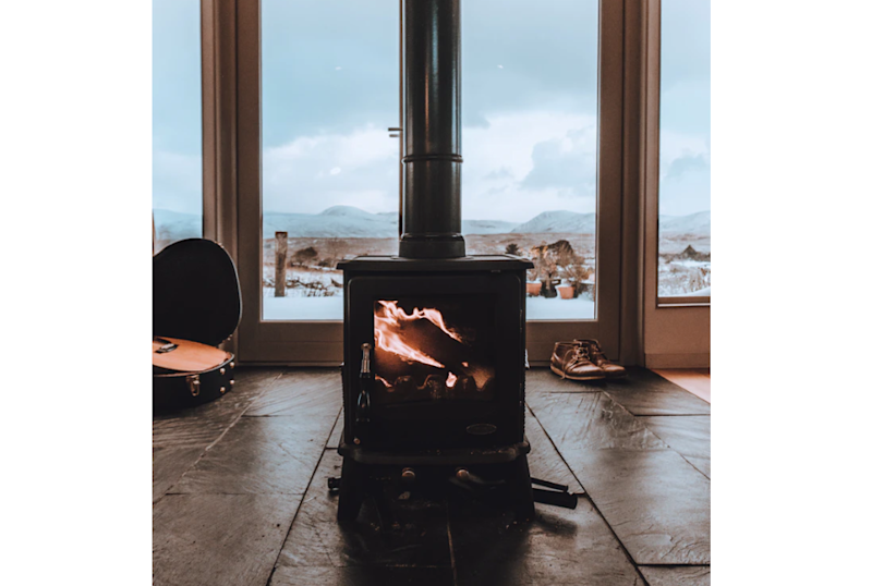 fireplace unsplash