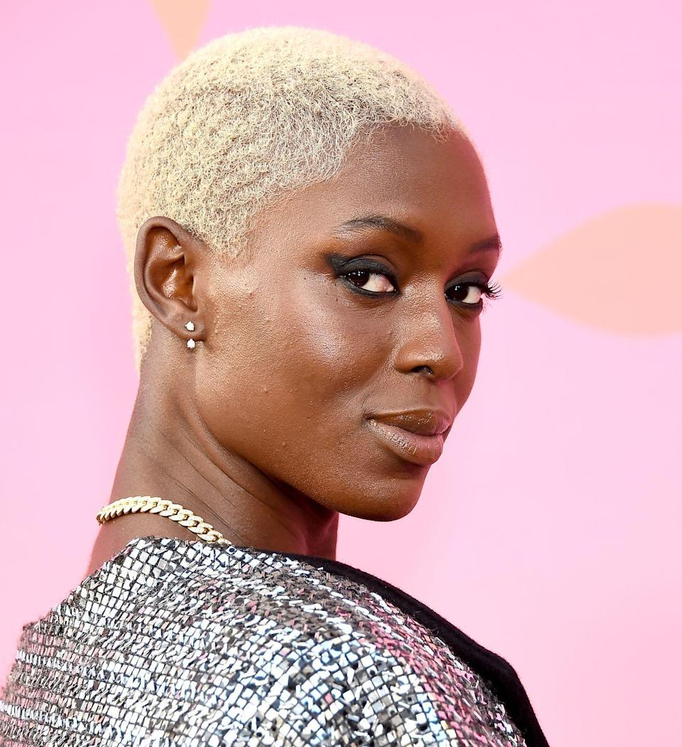 <p>If there's someone on Earth who isn't tempted to embrace a buzzcut after seeing Jodie Turner-Smith's, we have yet to meet them. </p>