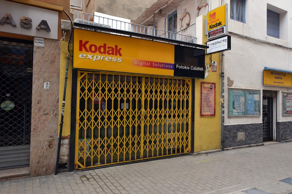 Kodak: de câmeras a ingredientes de remédios. (Foto: Ramon Costa/SOPA Images/LightRocket via Getty Images)